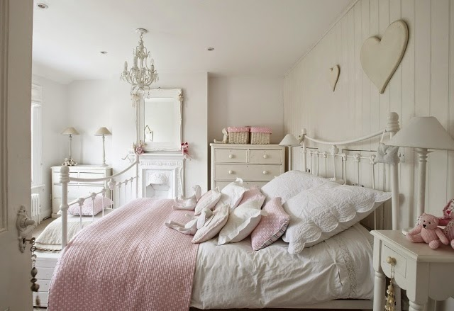 Bedroom Design 50 Ideas In The Shabby Chic Look