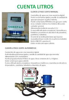 cuenta litros digitales agua