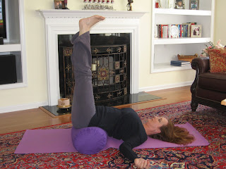 Viparithakarani Yoga Pose