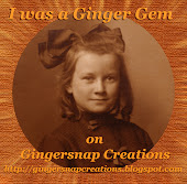 Gingersnap Girl!