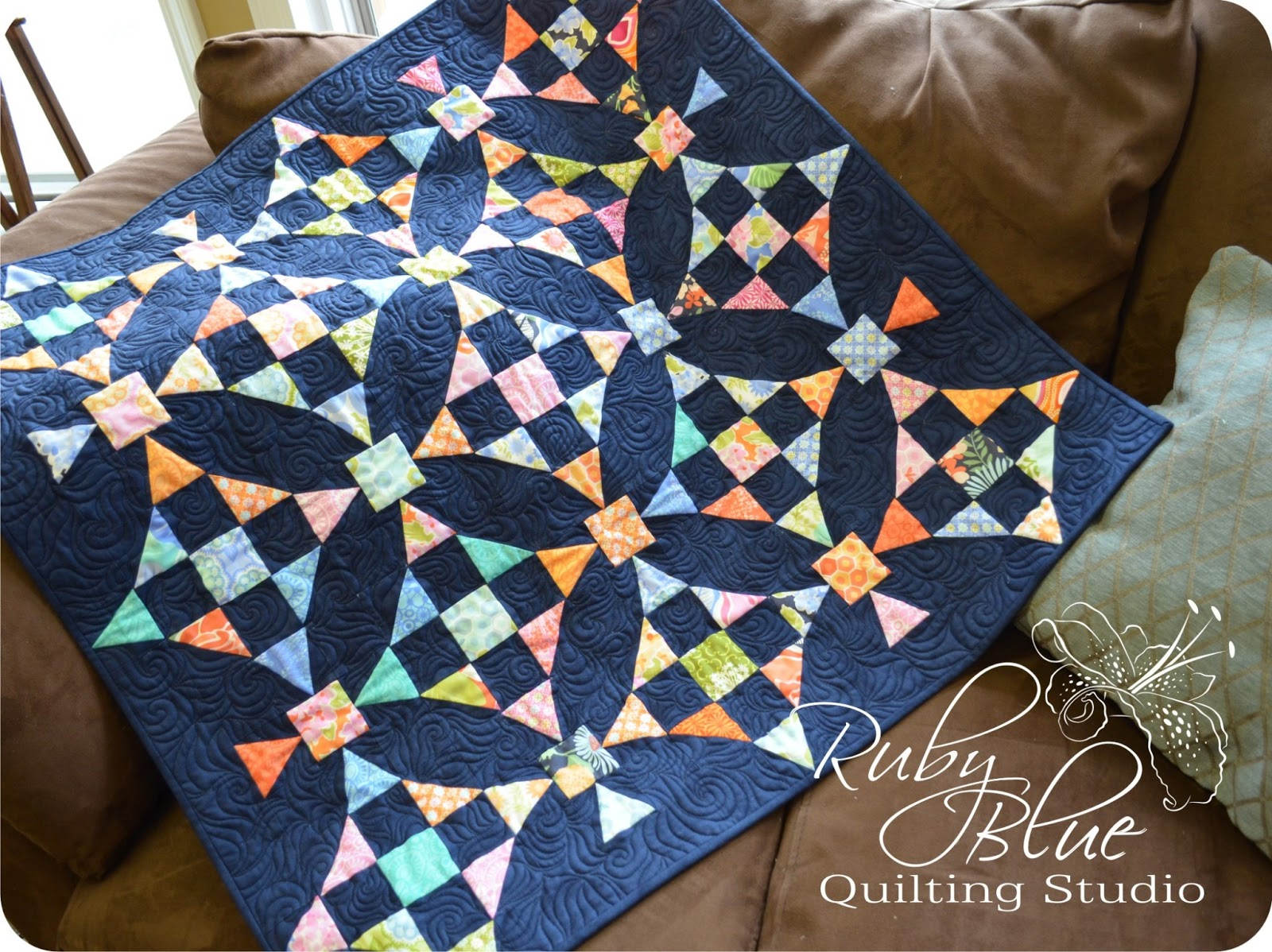blue quilt always quilts jean