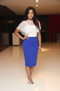 Reshma Pasupuleti Pictures at Masala Padam Movie Audio Launch   (21)