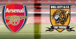 Arsenal Vs Hull City