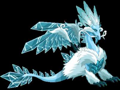 Ice Dragon LV 20