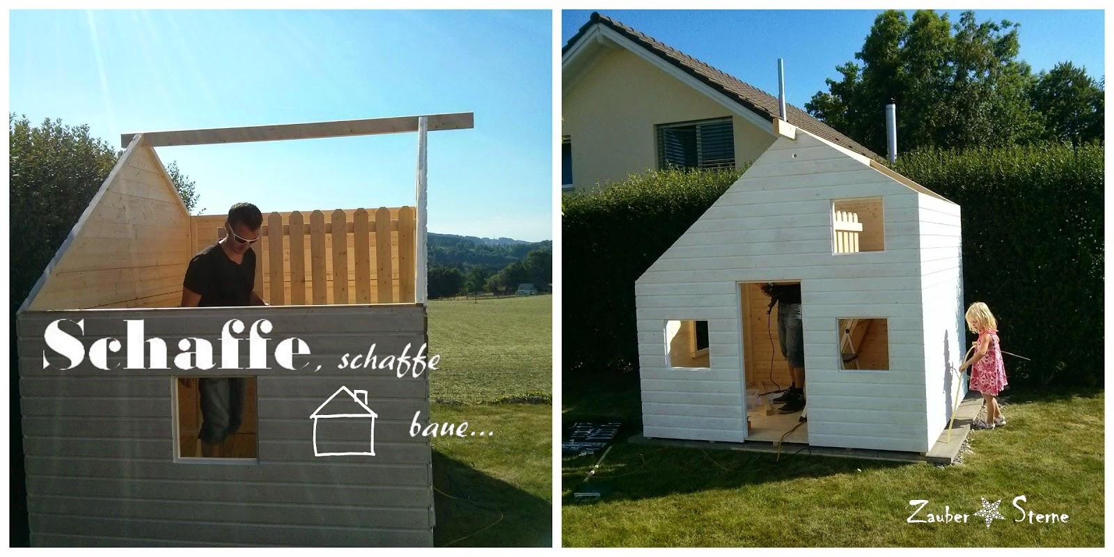 Gut blog schweiz miriweber.ch : Kindertraum - Spielhaus für Klein und  RE76
