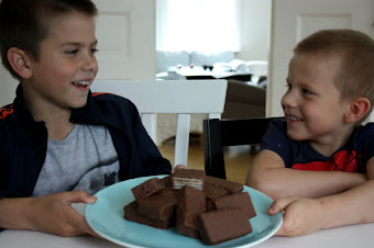 Hemgjord kexchoklad