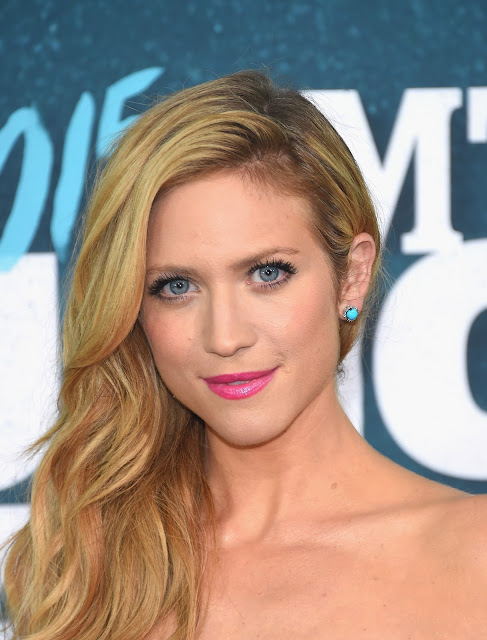 Singer, Actress @ Brittany Snow - 2015 CMT Music Awards in Nashville