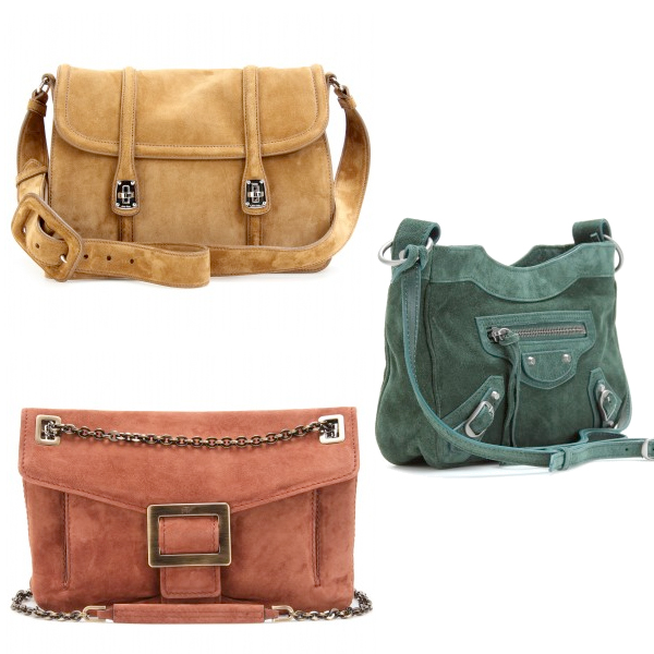 Suadè cross body bags on www.designandfashionrecipes.com