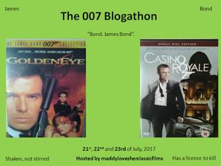 007 Blogathon