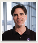 headshot of Randy Pausch