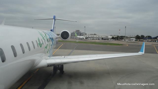 Bombardier CRJ900 - Pluna Lineas Aereas