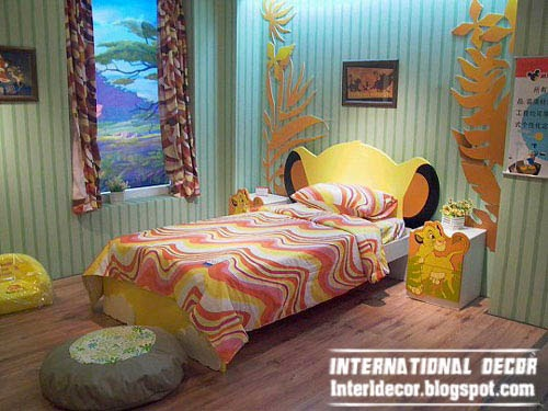 the lion king theme for kids room, kids room themes decorating ideas