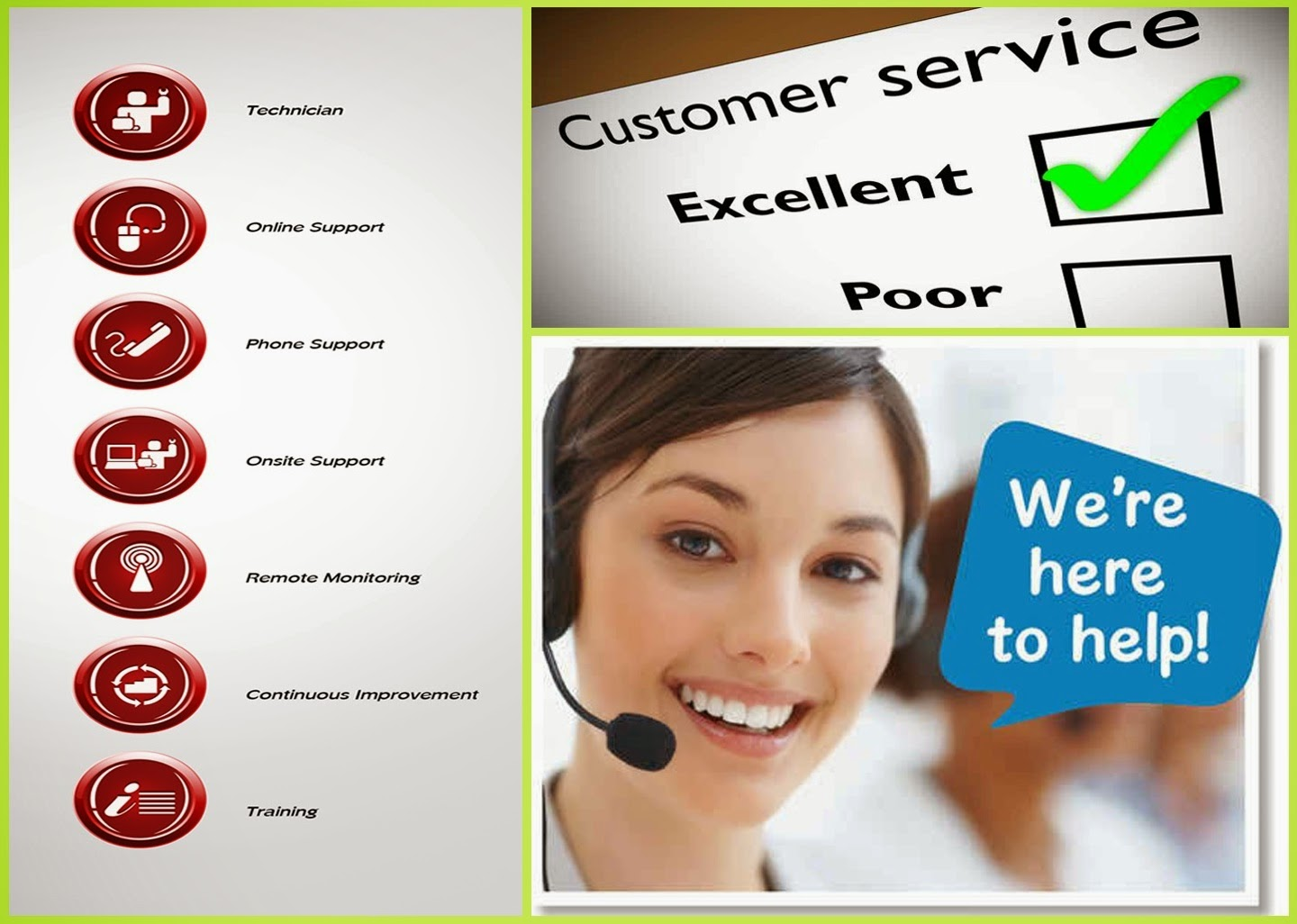Customer Service Business
