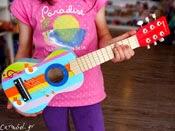 Ξύλινες κιθάρες
