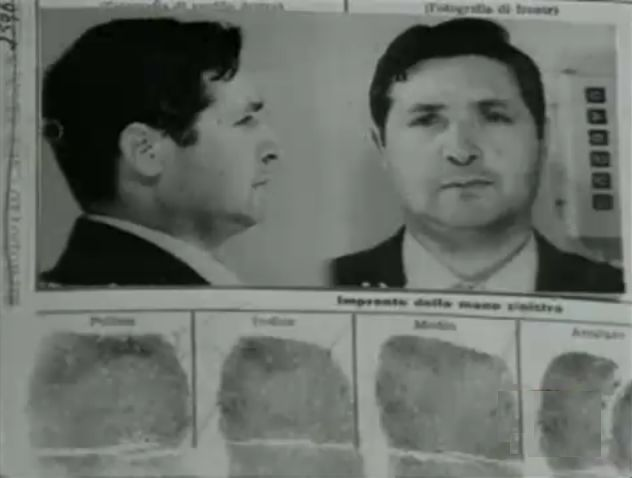 Mafiaboss Toto Riina