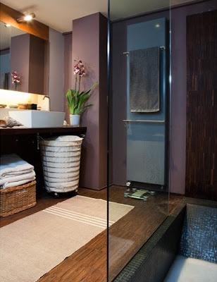 Boiserie c novembre 2011 - Kleine badkamer zen ...