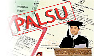 Hukum Diterima PNS dengan Ijazah Palsu