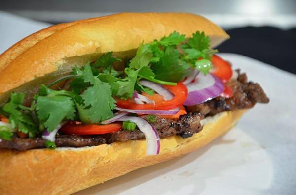 Bánh Mì Thịt Nướng - Vietnamese Sandwich Recipes