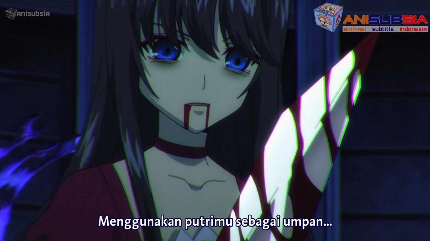 Download dan streaming Strike The Blood Episode 15 Subtitle Indonesia ...