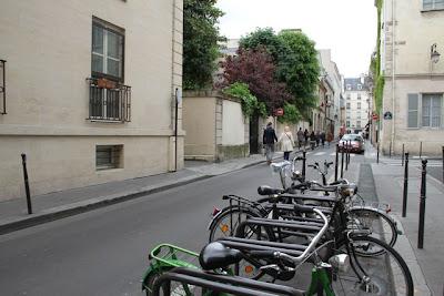 Le Marais, Paris. blog Esteban Capdevila