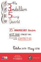 Endellion String Quartet - 35th anniversary