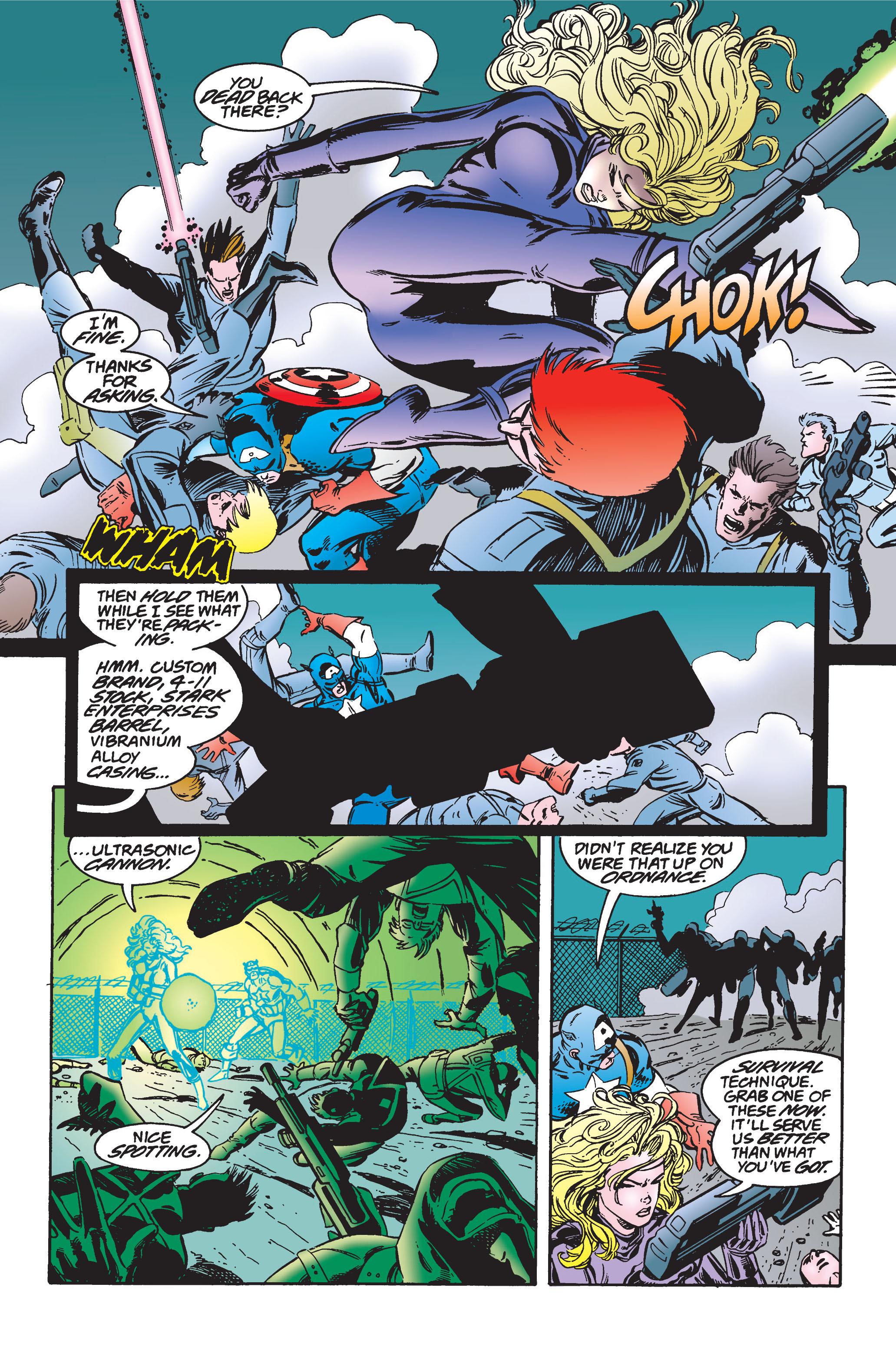 Captain America (1968) Issue #445 #399 - English 15