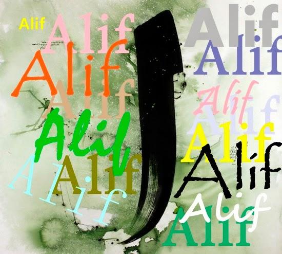 Ayo Mengenal Huruf Alif (2)