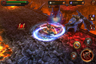 Eternity Warriors 2 v4.0 Apk Mod Unlimited
