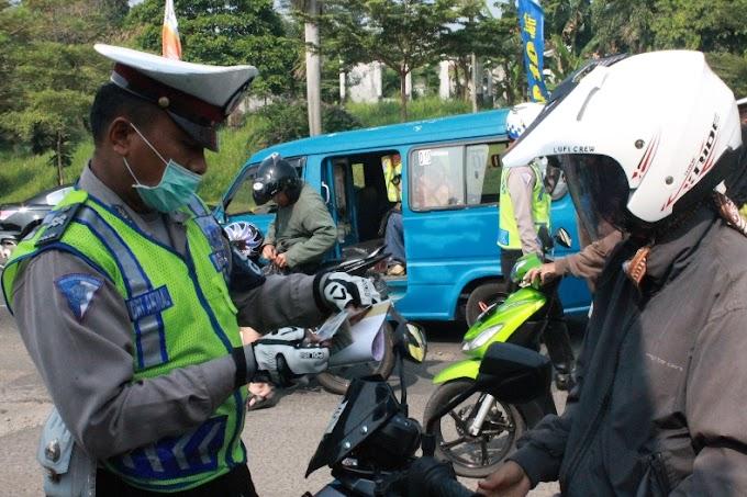 Operasi Patuh Jaya 2015, Satlantas Tindak 626 Pengendara