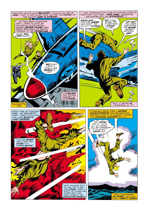 Captain America (1968) Issue #215 #129 - English 11