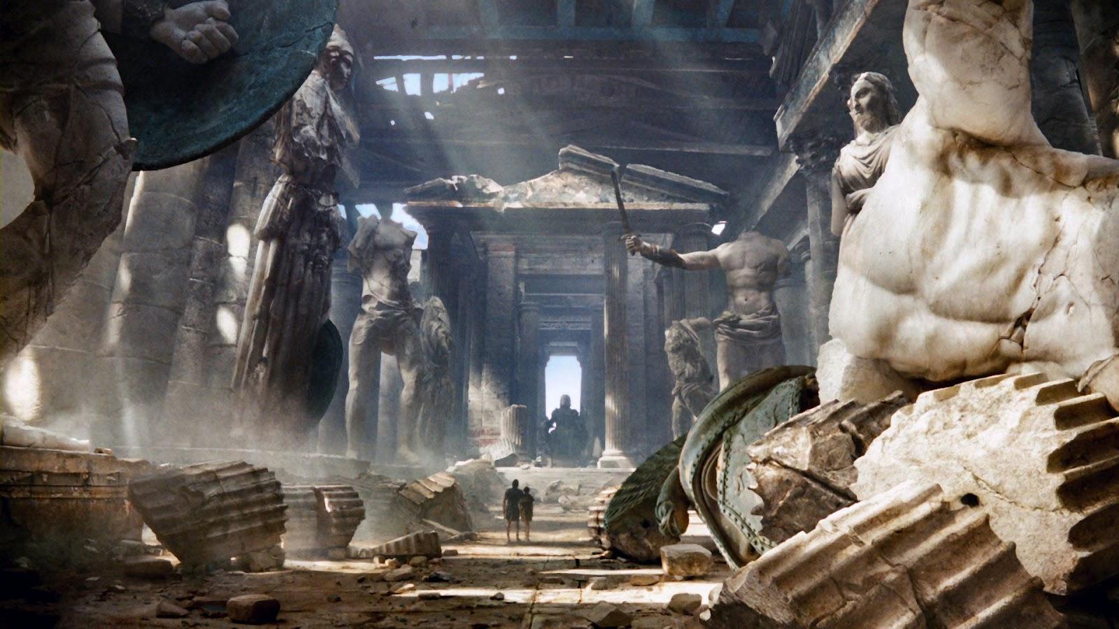 Kronos Vs Zeus