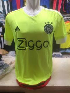 gambar desain terbaru jersey musim depan photo kamera foto Jersey Ajax Away terbaru musim 2015/2016 di enkosa sport toko online jersey boal terpercaya