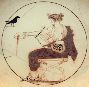 Apollon citharède