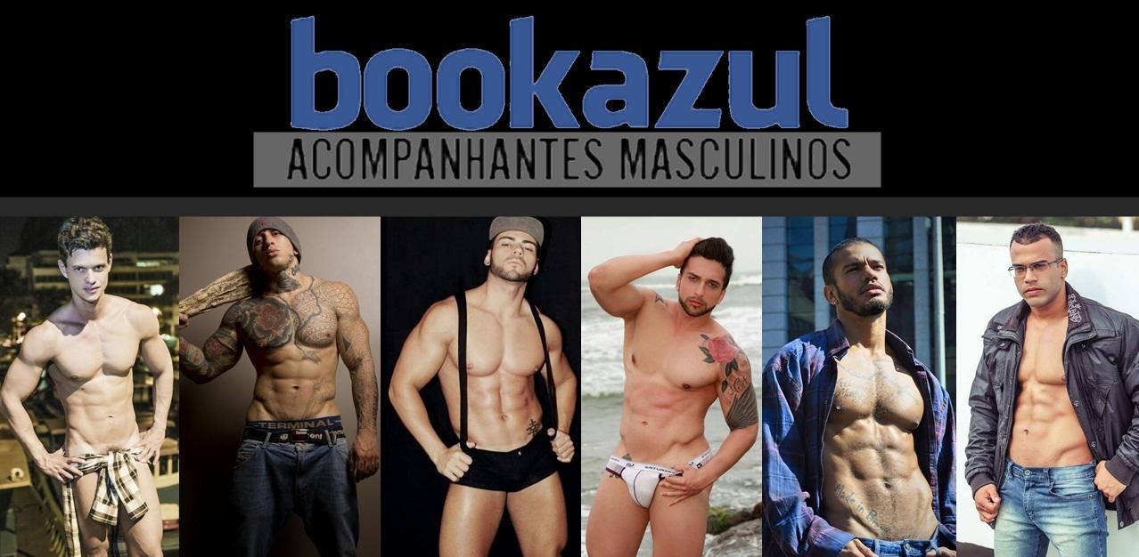 BEM VINDO AO BOOK AZUL ACOMPANHANTES