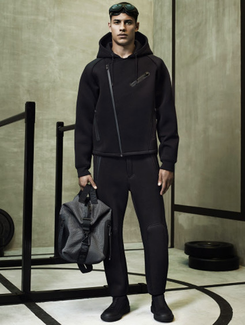 H&M Alexander Wang Collaboration Looks - Men - Sporty Chic