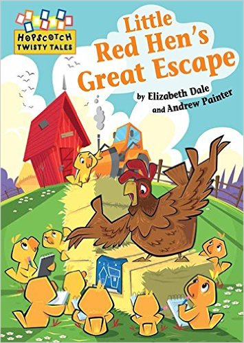 Little Red Hen's Great Escape