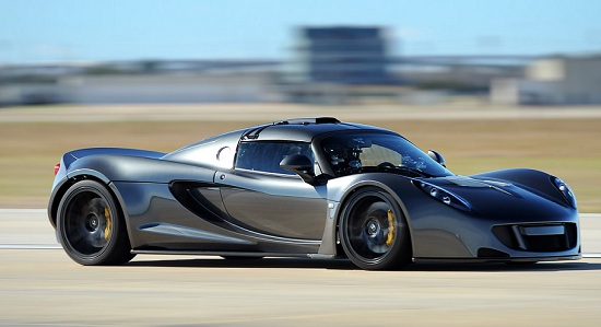 Hennessey Venom GT