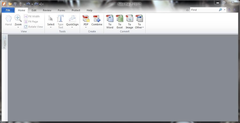 nitro pro 7 pdf to word converter