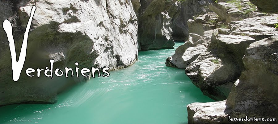 LES VERDONIENS Canyoning ; Floating / Gorges du Verdon