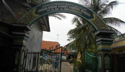 Masjid Kramat Jakarta