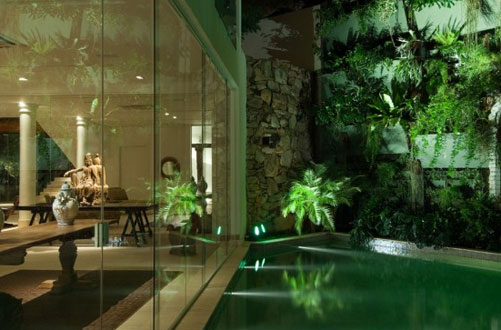 Hanging Gardens of Brazil | TheModernSybarite