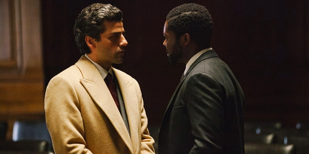 Oscar Isaac e David Oyelowo em O ANO MAIS VIOLENTO (A Most Violent Year)