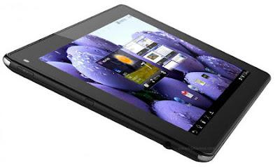 Nuevo tablet LG Optimus Pad con 4G LTE y pantalla 8,9 pulgadas