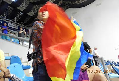 Hai Romania! Hai cu victorie si azi!