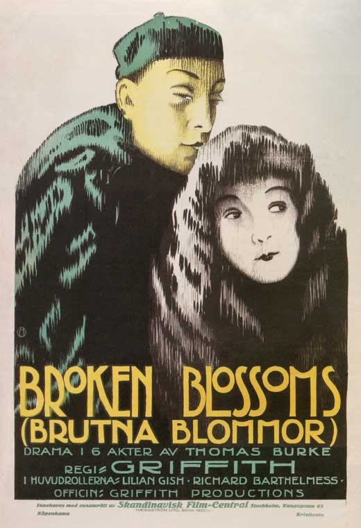 an analysis of the movie broken blossoms Dw griffith's development as a filmmaker from birth of a nation to  as a filmmaker from birth of a nation to broken blossoms  and analysis, (london.