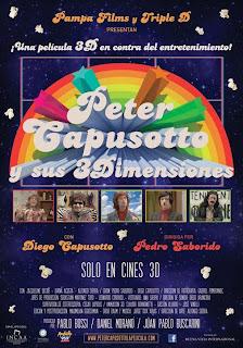 Ver Peter Capusotto Y Sus 3 Dimensiones Online