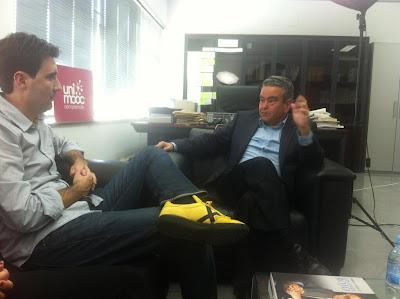 UniMOOC César Mariel y Andrés Pedreño