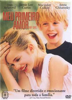 Meu Primeiro Amor – DVDRip AVI + RMVB Dublado