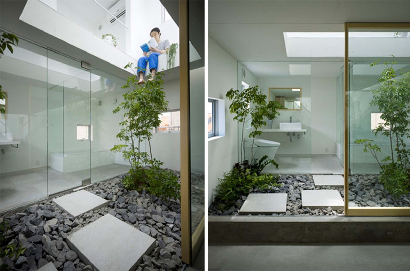 Suppose design casa giardino in moriyama arc art blog by daniele drigo - Giardino in casa ...