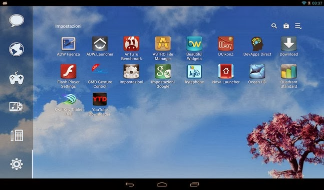 Smart Launcher Pro android apk - Screenshoot
